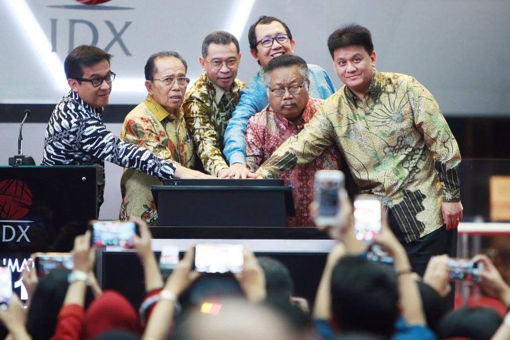 First Bond Issuance Jakarta Lingkar Baratsatu (JLB)