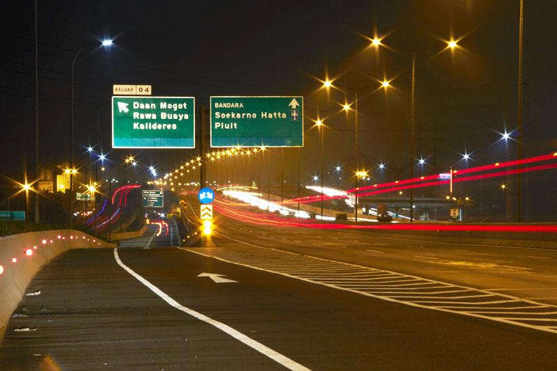 Toll Road : JLB