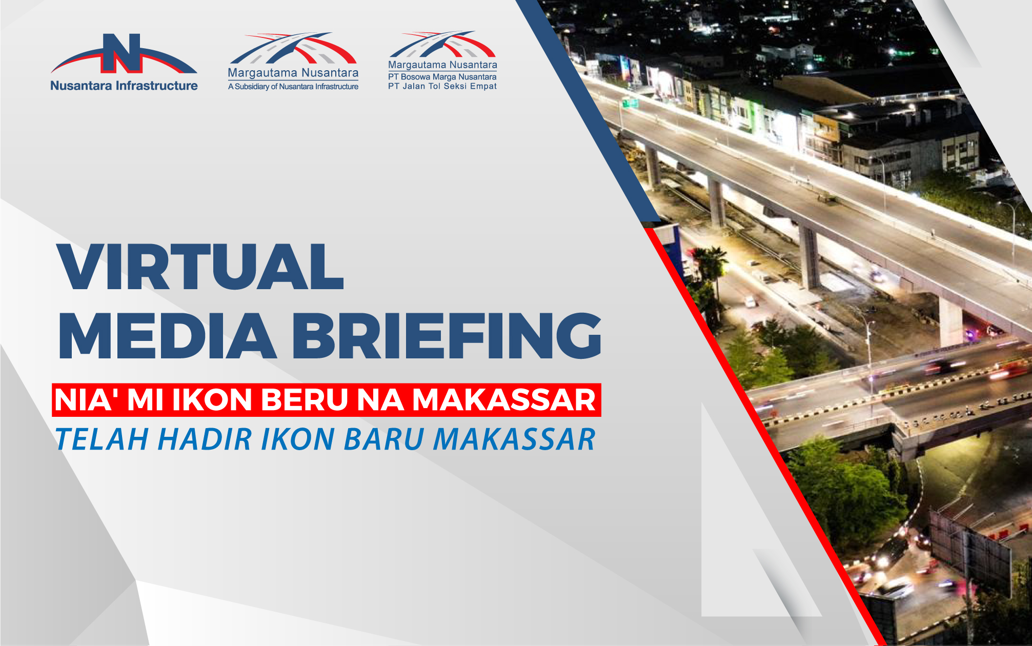 Virtual Media Briefing